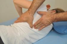 טיפול בגב תחתון