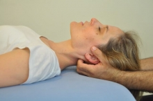 Treating the neck