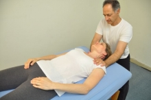 טיפול בצומת צוואר כתף גישת טרייגר