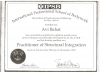 Structural Integration Practitioner 1990