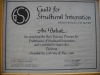 Structural Integration Diploma 1996